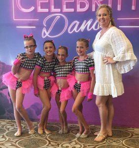 Royalty dancers on deck for Celebrity: Nationals at Sea