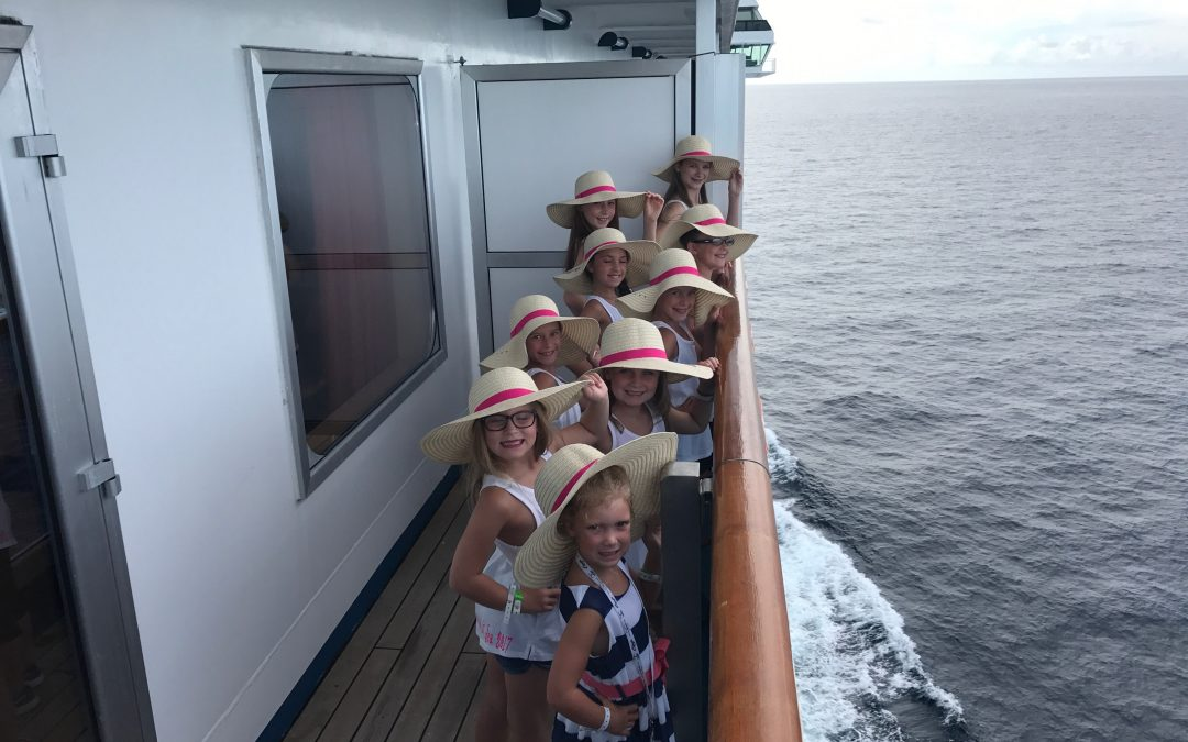 Royalty dancers on deck for Celebrity: Nationals at Sea!