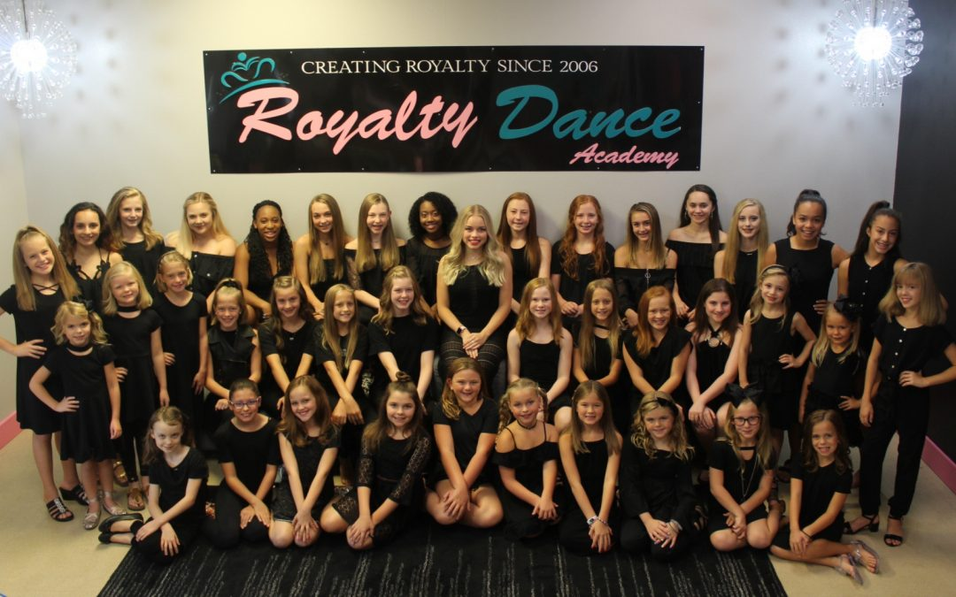 2018-2019 Royalty Dance Academy Prodigy Dancers