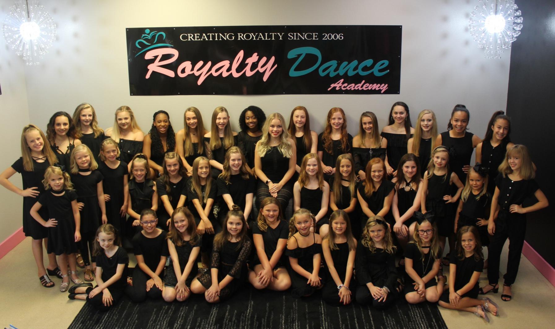 ea17e678b 2018-2019 Royalty Dance Academy Prodigy Dancers - Royalty Dance Academy