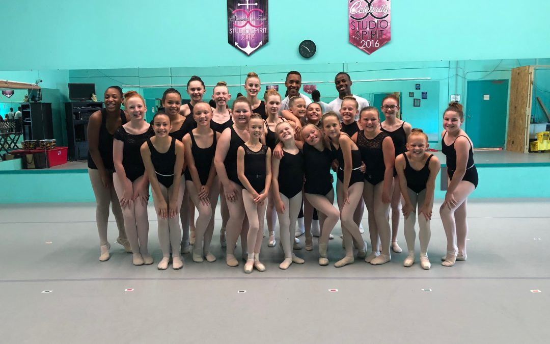 2018 First Ballet Intensive is underway