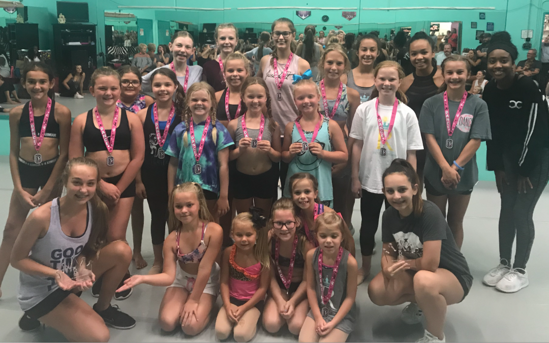 2018 3rd Summer Intensive – Top All-Stars named