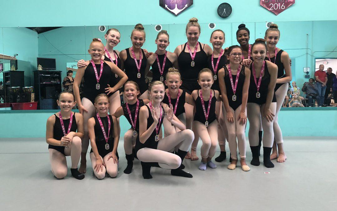 2018 August Ballet Intensive 2